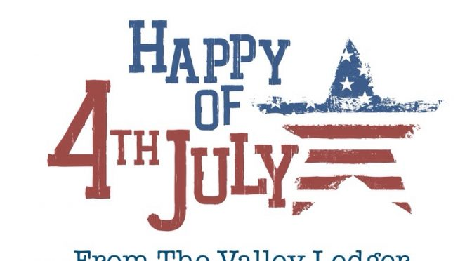 Have a Safe & Happy Fourth of July!!!