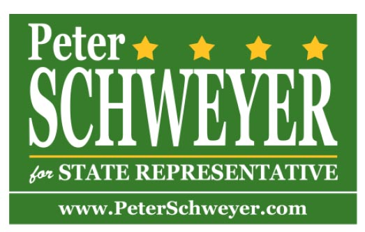 STATE HOUSE CANDIDATE PETER SCHWEYER