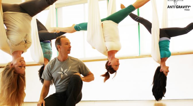 AntiGravity Yoga Coming to Lehigh Valley