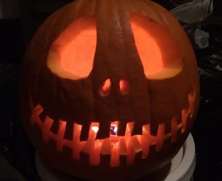 Naomi's Pumpkin