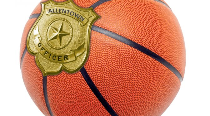 COPS MEET BLOCK BASKETBALL TOURNAMENT IN ALLENTOWN