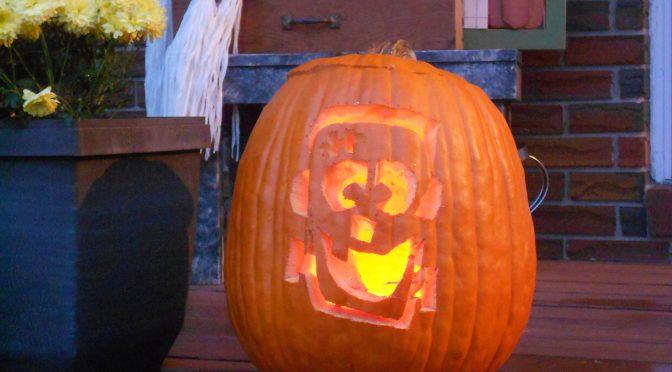 Tracey's Pumpkin