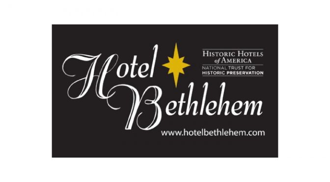 HISTORIC HOTEL BETHLEHEM'S HOLIDAY DECORATIONS READY TO DELIGHT CHRISTMAS IN BETHLEHEM VISITORS