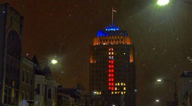 Dylan's Downtown Allentown Holiday Photo