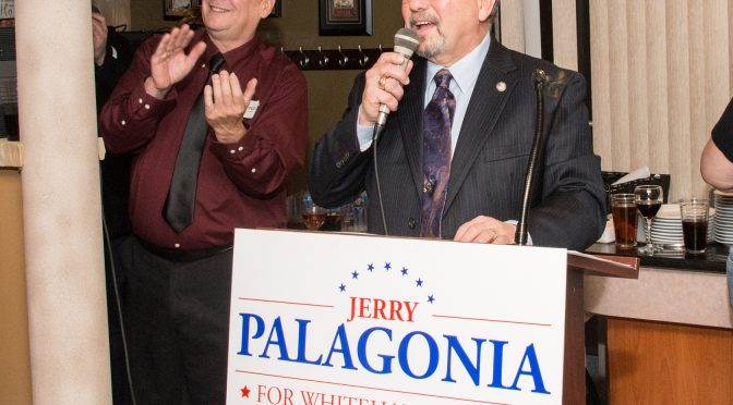 Jerry Palagonia Announces Candidacy for Mayor of Whitehall