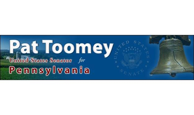 Sen. Toomey Cosponsors Measure Establishing Term Limits For Congress