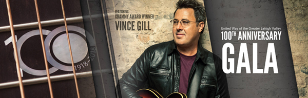Country Music Superstar Vince Gill to Perform at 100th Anniversary Gala