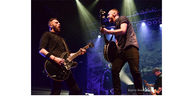 Photos from the sold out Dropkick Murphys show at the SBEC