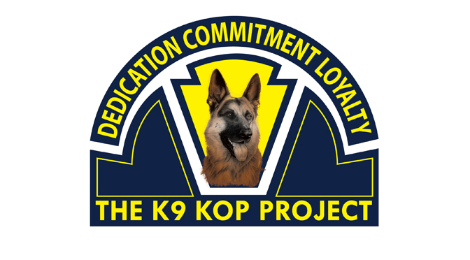The K9 Kop Project – Local Non-Profit