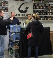 cave brewing