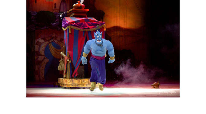 Disney On Ice presents Dream Big at the PPL Center – by: Kathy Molitoris