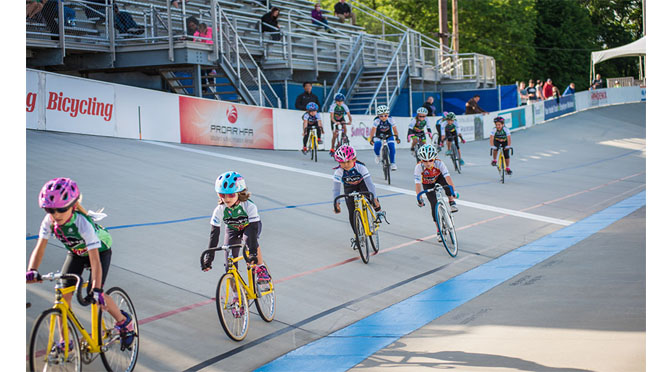 Valley Preferred Cycling Center Opens Spring Red Robin Marty Nothstein BRL Registration