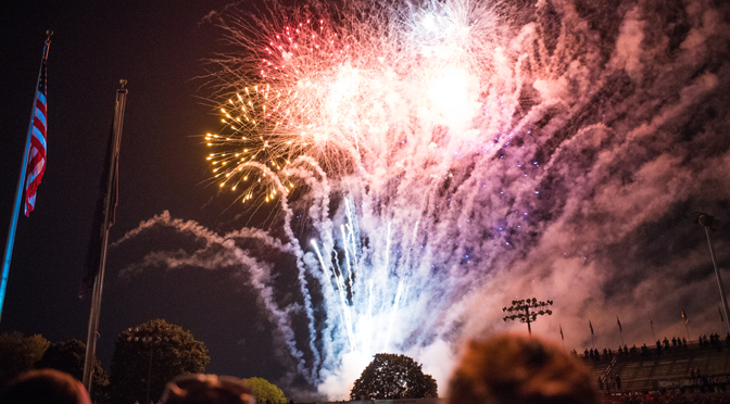 FIREWORK EXTRAVAGANZAS RETURN TO T-TOWN FOR THIRD SEASON