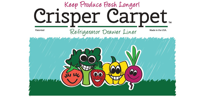 Crisper Carpet™ – Local Listing