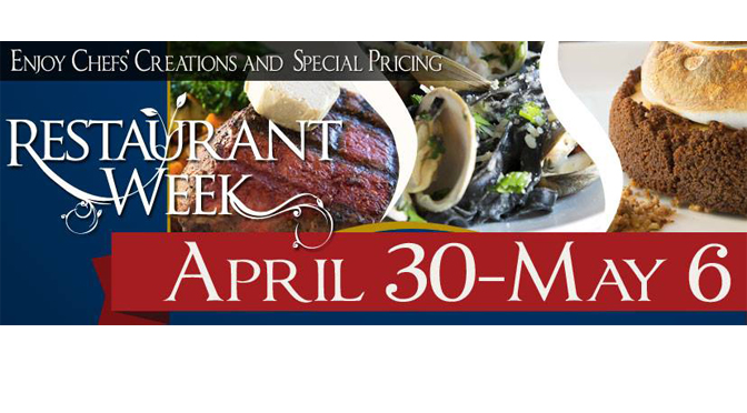 Downtown Allentown Restaurant Week, April 30th – May 6th