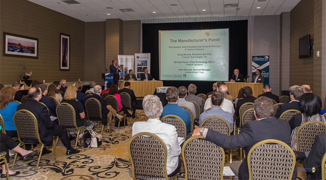 Manufacturing Momentum In Bethlehem Event – Photos By: John DelGrosso