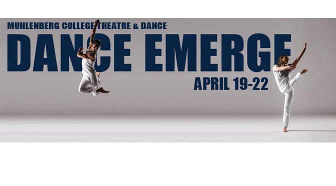 'Dance Emerge' at Muhlenberg Dance