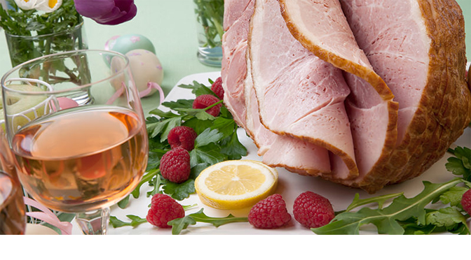 LEHIGH VALLEY WINEMAKERSRECOMMEND WINE AND FOOD PAIRINGSFOR EASTER DINNER