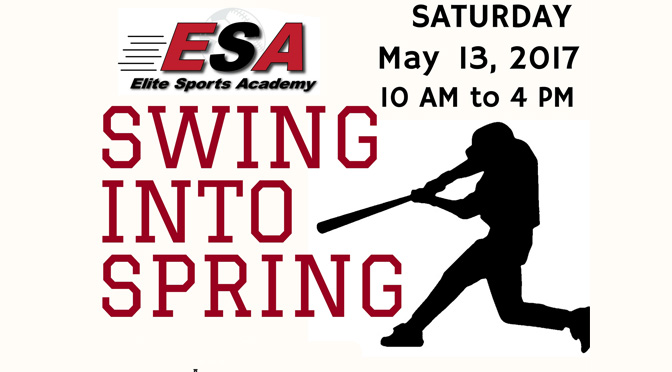 Elite Sports Academy Gets Ready to Swing Into Spring
