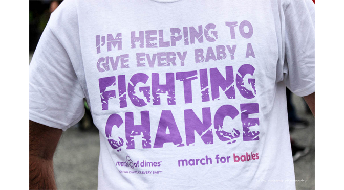 """PHOTOS FROM THE LEHIGH VALLEY 2017 """"MARCH FOR BABIES"""" BY: KATHY MOLITORIS"""