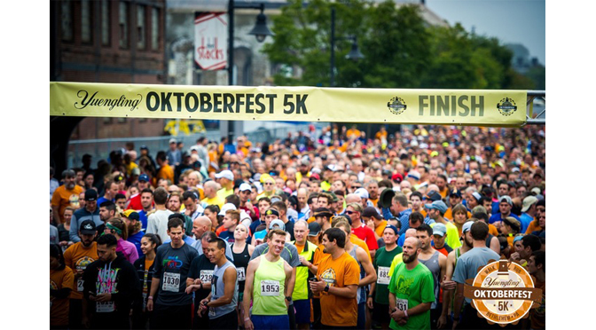 Registration for the Yuengling Oktoberfest 5k and Inaugural Musikfest 5k to Open April 4th!