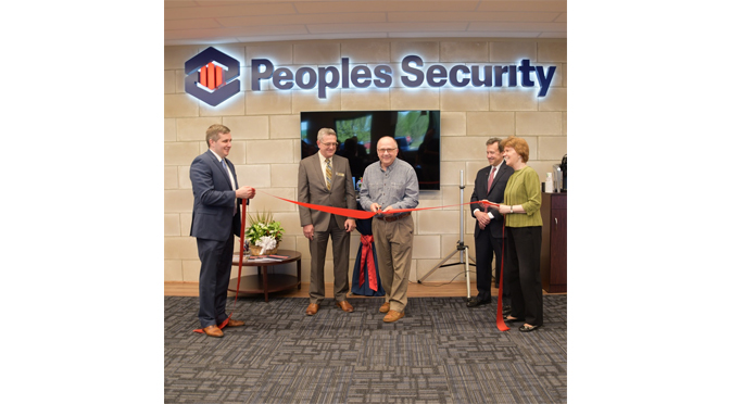 Peoples Security Bank & Trust Holds Open House for New Emrick Blvd. Location