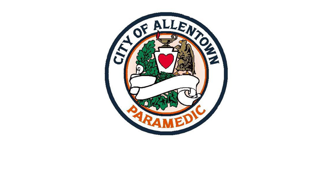 ALLENTOWN EMS HONORED