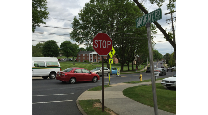 ZANELLI, LUTHERAN MANOR SENIORS GET POLICE SUPPORT FOR TRAFFIC STUDY AT DANGEROUS WESTGATE CROSSING