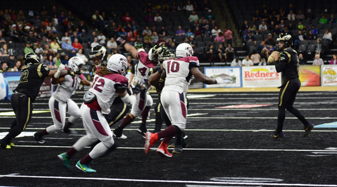 STEELHAWKS CHARGE TO VICTORY