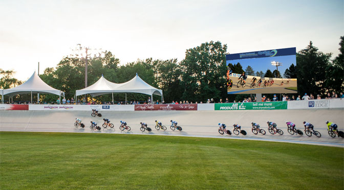VALLEY PREFERRED CYCLING CENTER ANNOUNCES INSTALLATION OF VIDEOBOARD