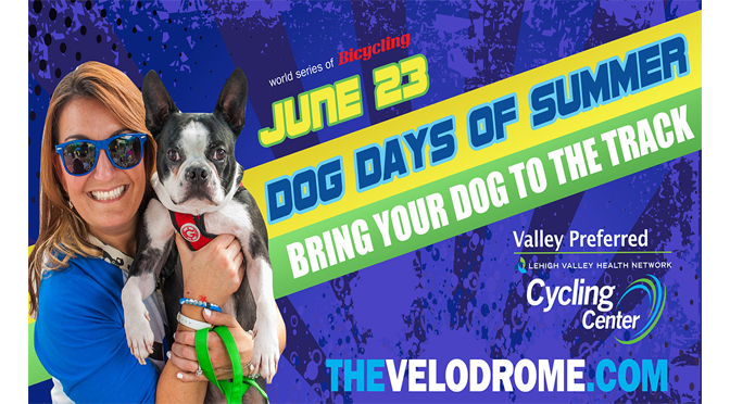 FIRST DOG DAYS OF SUMMER SET FOR FRIDAY IN T-TOWN