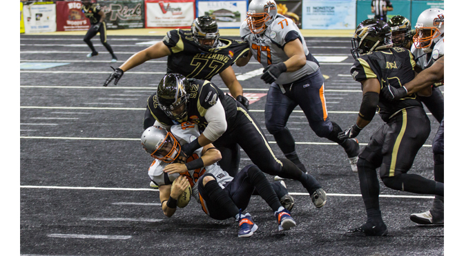The Lehigh Valley SteelHawks Take Down The Grizzlies  67 – 52