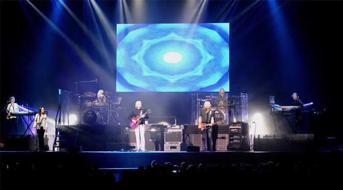 MOODY BLUES REMAIN TIMELESS – by Diane Fleischman