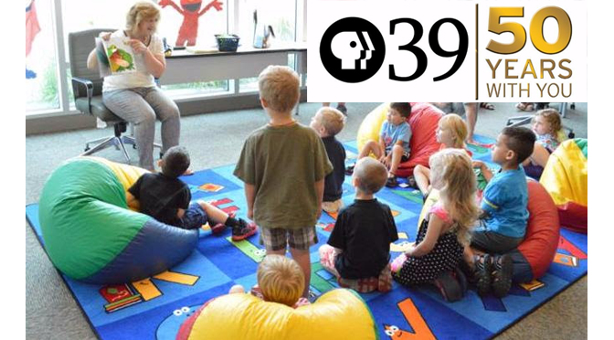 Story Time to Return to PBS39 on Monday,June 26