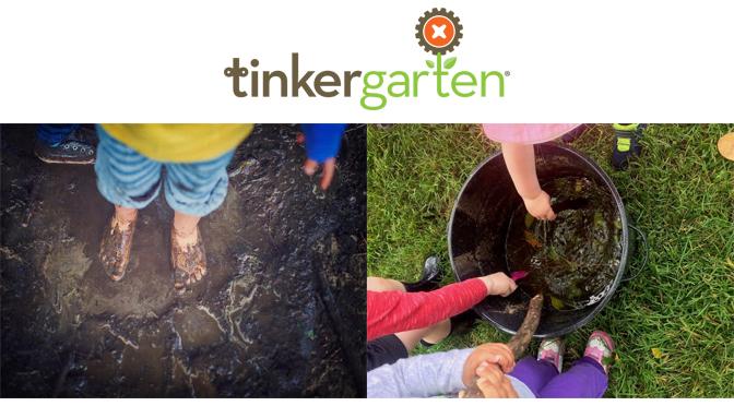 Tinkergarten – Free Trial Class Saturday, June 24, 2017