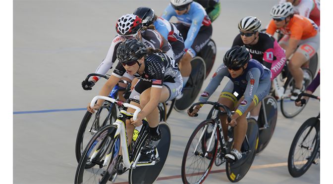 Keirin, Madison Cup on the Line this Weekend at Valley Preferred Cycling Center
