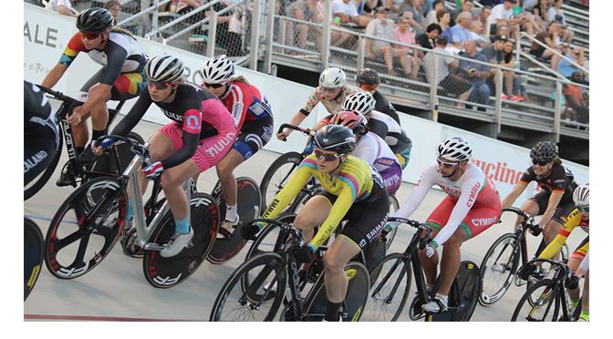 Track Records Tumble in T-Town on Saturday Night