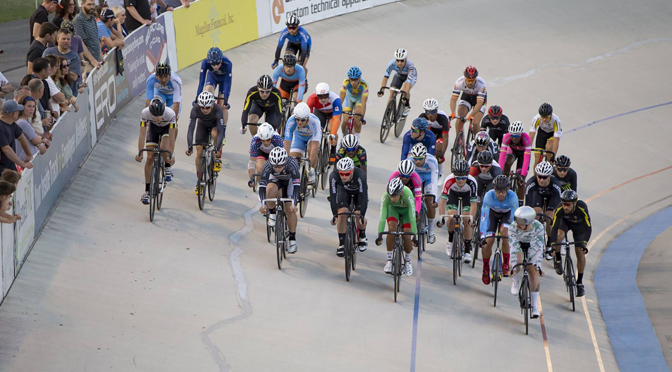 Japan Sweeps Keirin Titles in UCI Red Robin All-Stars at the Valley Preferred Cycling Center