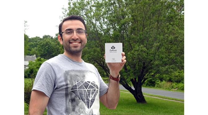 Saffron Entrepreneur Sets Roots at SoBeCoWorks in Bethlehem