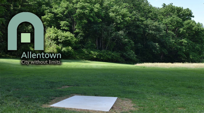 DISC GOLF COURSE TEES IMPROVED