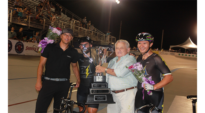 Ainslie, Hall Win 9th Annual Mike Walter Madison
