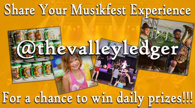 Share your Musikfest Experience @thevalleyledger