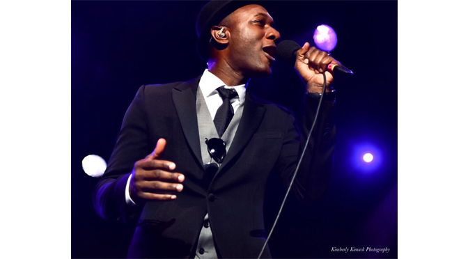 Aloe Blacc delivered an amazing performance at Musikfest 2017 – by: Kimberly Kanuck