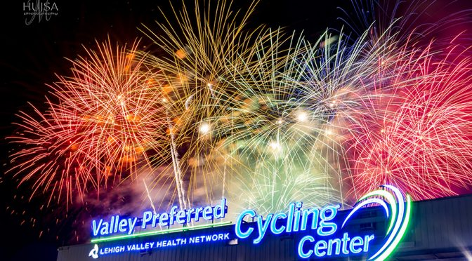 Valley Preferred Cycling Center Celebrates the End of the 2019 Season with the Madison Cup and Fireworks Display!