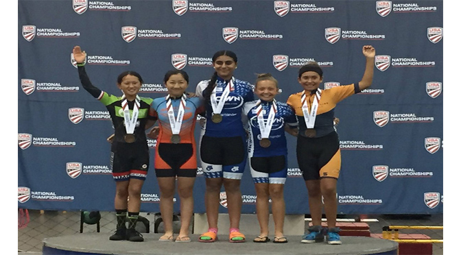 T-TOWN ELITE SHINES AT 2017 TRACK NATIONAL CHAMPIONSHIPS