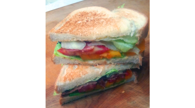Beat the heat by enjoying a fresh BLT – By Joe Scrizzi