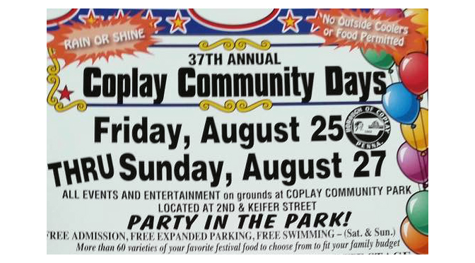 37th Coplay Community Days – Preview by Cher Kohl