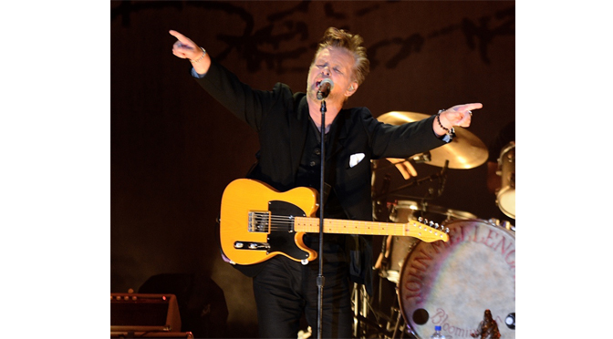 JOHN MELLENCAMP'S PERFORMANCE TRIUMPHS AT THE ALLENTOWN FAIR – Story & Photographs by Diane Fleischman