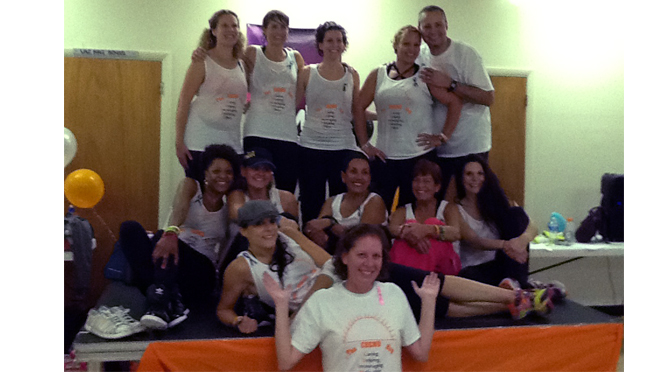 Friday the 13th Chemo Bag Zumba-thon | Preview by Cher Kohl