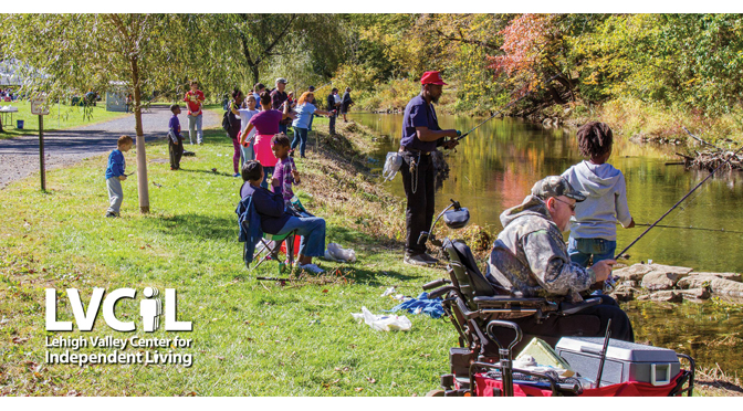 FISHING & FUN EVENT IN LEHIGH PARKWAY